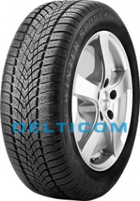 Dunlop SP Winter Sport 4D ROF 225/50 R17 94H , runflat, ochrana ráfku MFS, * BMW 4 Cabrio , BMW 4 Coupe , BMW 4 Gran Coupe